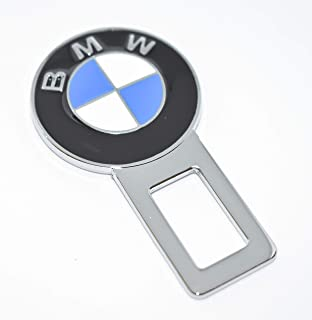 Incognito-7 3D Laxury BMW Seat Belt Beep Stopper Belt Alarm Stopper for All BMW Cars – 2 Pcs