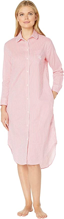 Long Sleeve Ballet Sleepshirt