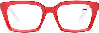 reading glasses red frames