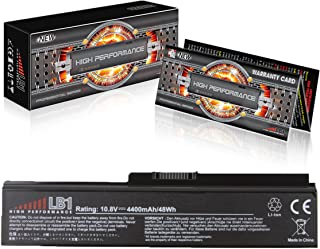 LB1 High Performance Battery for Toshiba Satellite M645-S4050 Laptop Notebook Computer PC [6-Cell 10.8V] 18 Months Warranty