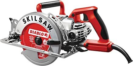 Skilsaw Magnesium Lightweight Worm Drive Circular Saw - 7 1/4in. 15 Amp, Model Number SPT77WML-22