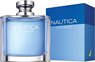 Nautica Voyage By Nautica For Men Eau De Toilette Spray Parfum  3.4 fl oz / 100 ml