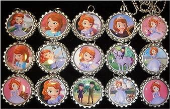 Best princess bottle cap necklace Reviews