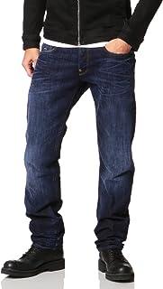 G-Star RAW(ジースターロゥ) ATTACC シリーズ デニム ストレートジーンズ ロングパンツ デニムパンツ メンズ ジーンズ