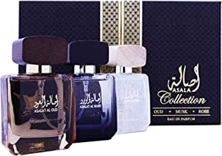 Asala Collection Gift Set for Unisex 3 Pcs 30ml