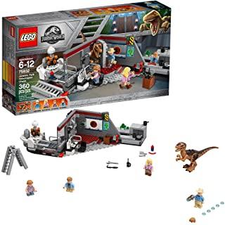 LEGO 75932 Jurassic World Jurassic Park Velociraptor Chase