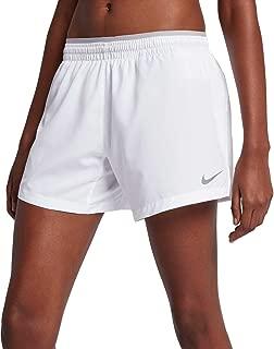Women's Elevate 5'' Running Shorts (White, Small)