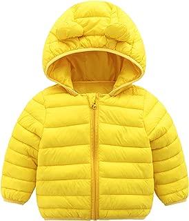 Best toddler yellow coat Reviews