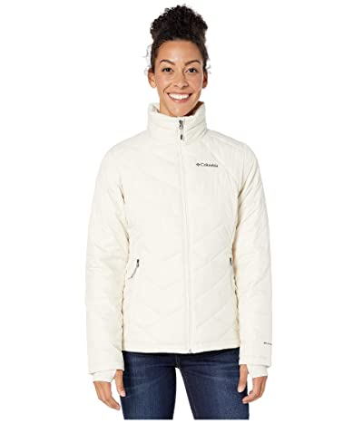 Columbia Heavenlytm Jacket (Chalk) Women