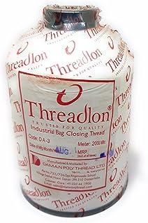 Premium Nylon Thread for Industrial Bag Closing Machine 2000 Mtr. (Threadlon) (White)