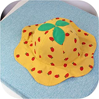 Foldable Bucket Hat for Boys Girls Outdoor Sunscreen Cotton Fishman Cap Kids Basin Chapeau Sun Hat K Pop Hats