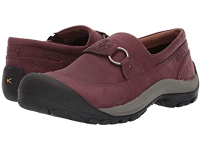 Keen Kaci II Slip-On (Winetasting/Steel Grey) Women