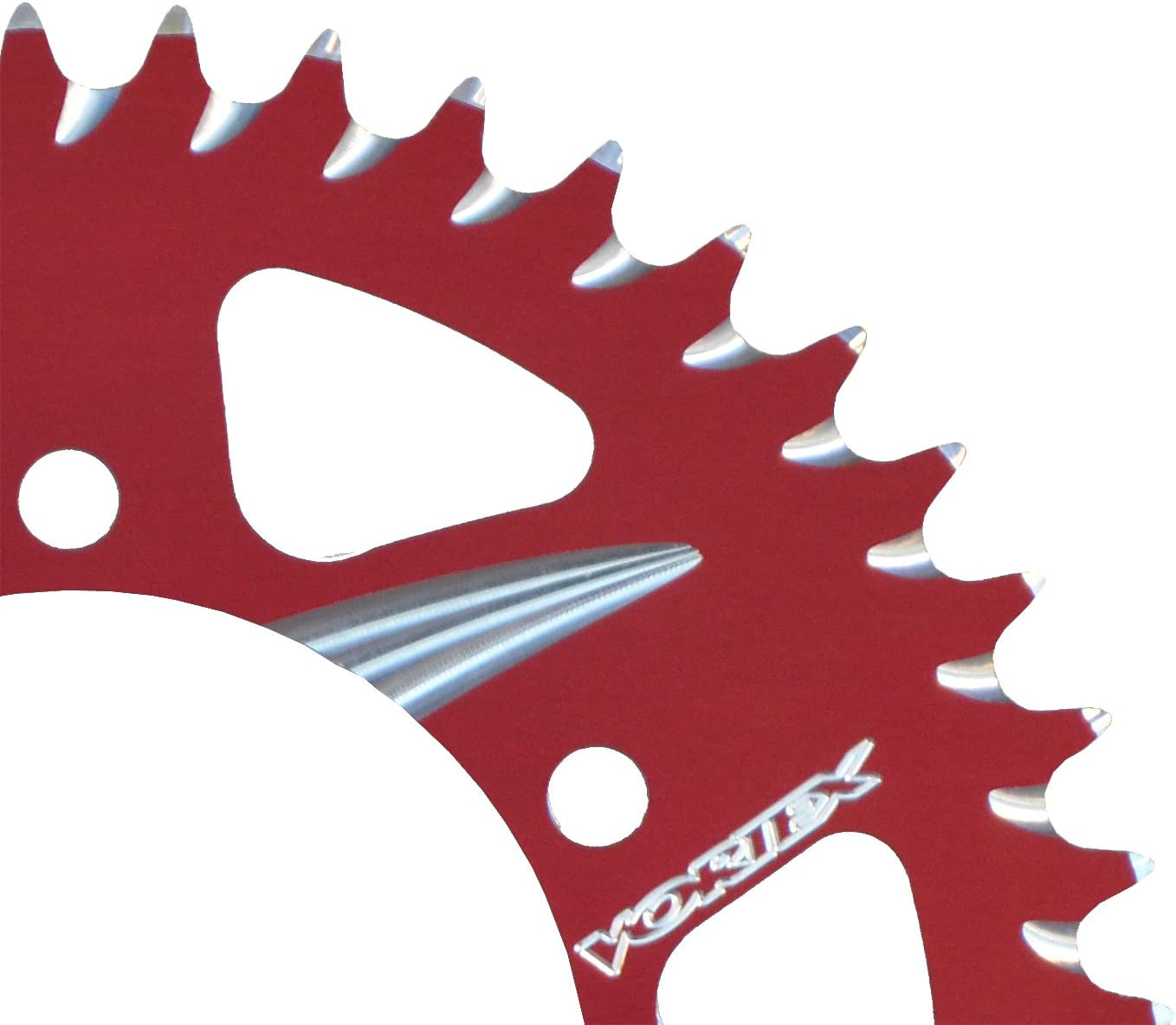 Vortex 225ZR-52 Red 52-Tooth Rear 520-Pitch Super Special SALE held free shipping Sprocket