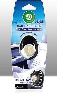Air wick Vent Clip New Car, 2.5 ml