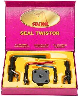 8milelake Hydraulic Cylinder Piston Rod Seal U-cup Installation Tool kit