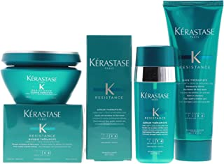Kérastase Resistance Therapiste Shampoo 250ML, Masque 200ML and Serum 30ML Trio