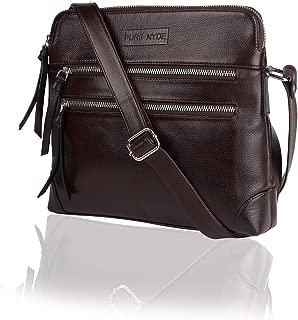 Best leather crossbody bucket bag Reviews