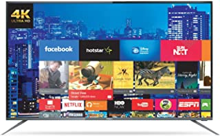 Impex 55 Inch 4K Ultra HD LED SMART TV - GLORIA 55