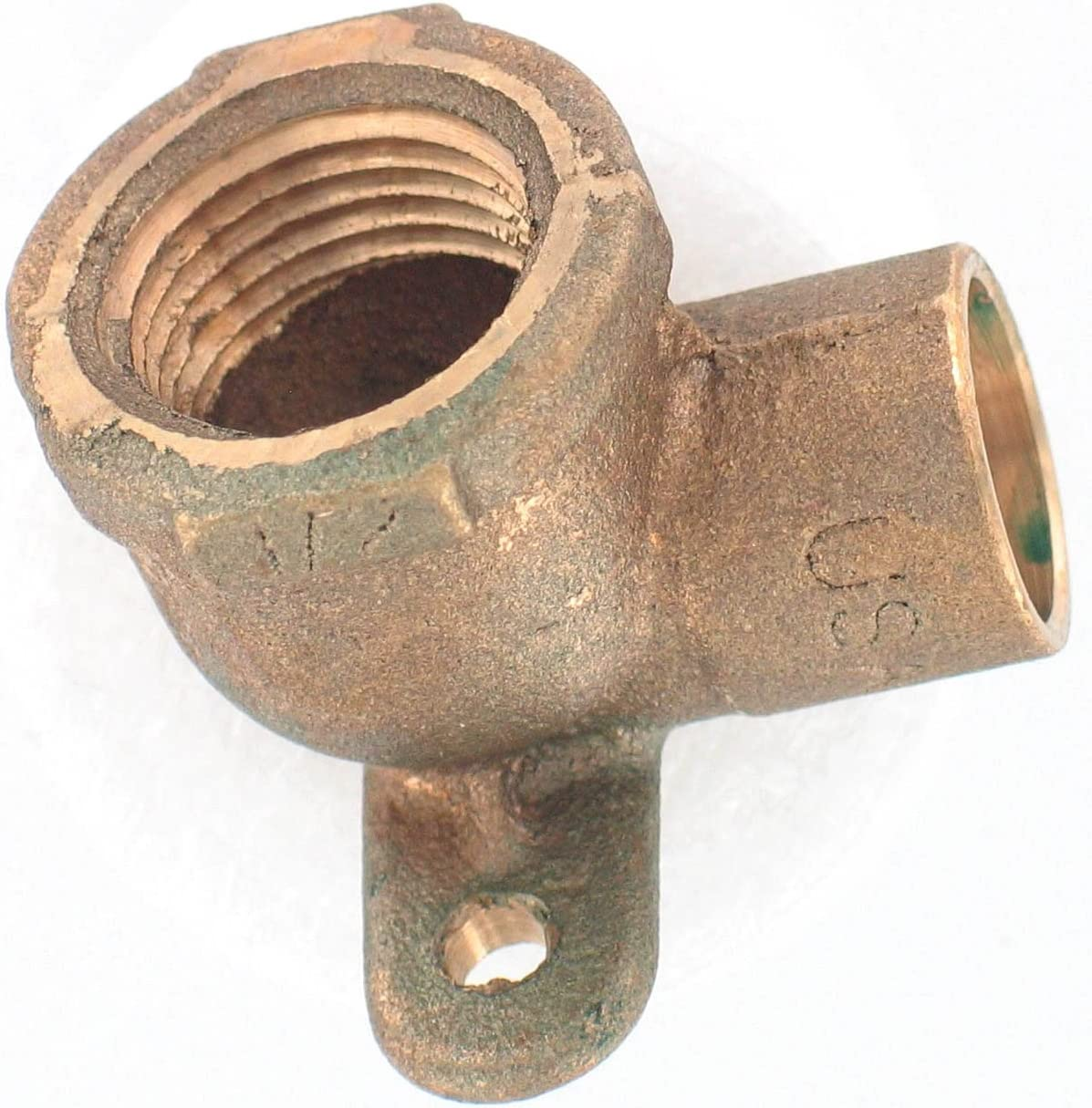 Elkhart Products 10156856 1 2-Inch Lead 55% OFF Low Compressio 90-Degree Large discharge sale