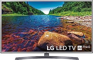 LG 43LK6100PLB - TV Full HD con Inteligencia artificial, procesador quad core, 3 x HDR, sonido vitual surround plus