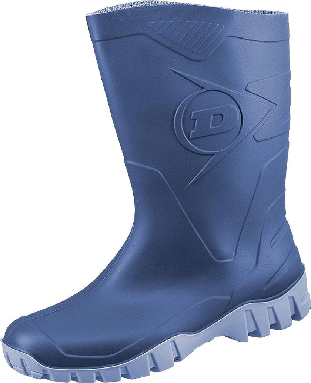 Botas de Agua Hombre Dunlop Gummistiefel Gr/ün