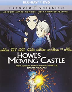 Howl's Moving Castle/ [Blu-ray]