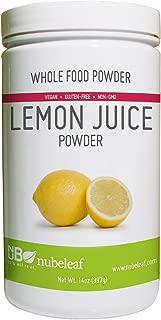 Best lemon juice powder Reviews