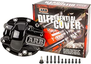 ARB Products 0750002 Competition Differential Cover for DANA 30 in Black (Dana 30, Black)