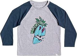 Quiksilver Astra Skull Kids Long Sleeve T-Shirt