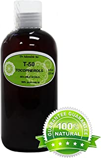 PREMIUM VITAMIN E OIL TOCOPHEROLS T-50 BY DR. ADORABLE ANTI AGING 8 OZ