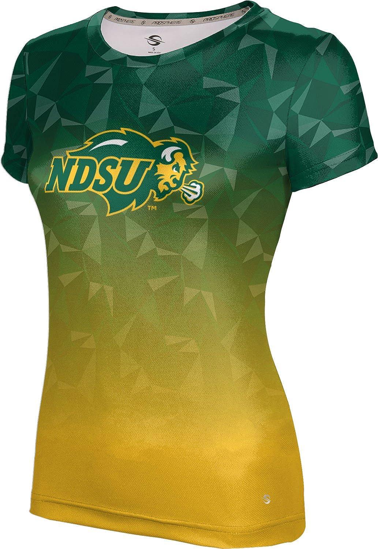 ProSphere North Dakota State University Girls' Performance T-Shirt (Maya)