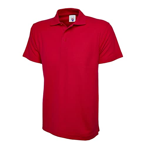 b87bf89c Uneek 220Gsm Unisex Classic Polo Shirt