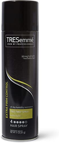 TRESemmé TRES Two Hair Spray for a Frizz Control, Extra Hold, Anti-Frizz Hairspray With All-Day Humidity Resistance 1...