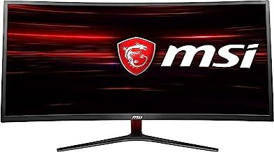 "MSI Non-Glare Ultrawide 21: 9 Screen 8ms 3440 X 1440 100Hz Freesync 3K Resolution 34"" Curved Gaming Monitor (Optix MAG341CQ)"