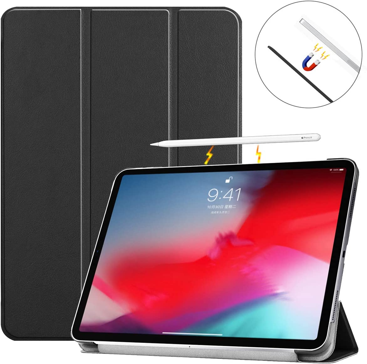 LittleForest for iPad Pro 11 inch 2018 Apple Max Limited time trial price 62% OFF Pair Pencil Case