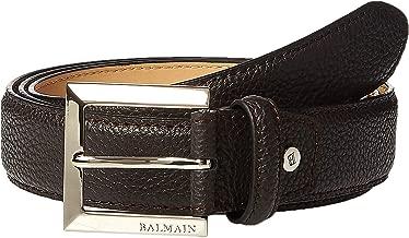 Balmain Leather Belt For Men