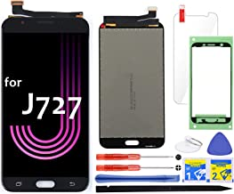 Best for Samsung Galaxy J7 Screen Replacement LCD Display Touch Digitizer Assembly (Black) for J727 2017 Prime SM SM-J727 J727P J727U J727T J727T1 J727R4 J727V Sky Pro S727VL S737TL SM-J727A Review