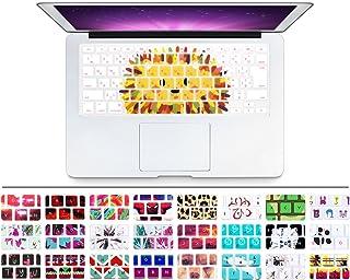MacBook Air/Pro 日本語 キーボードカバー【HRH】 (JIS配列) 〈 年上のMacBook Air 13/Pro Retina 13,15インチ用〉キーボード防塵カバー 日本語 JIS配列 キースキン 多色選択可能 (ヘッジホッグ)