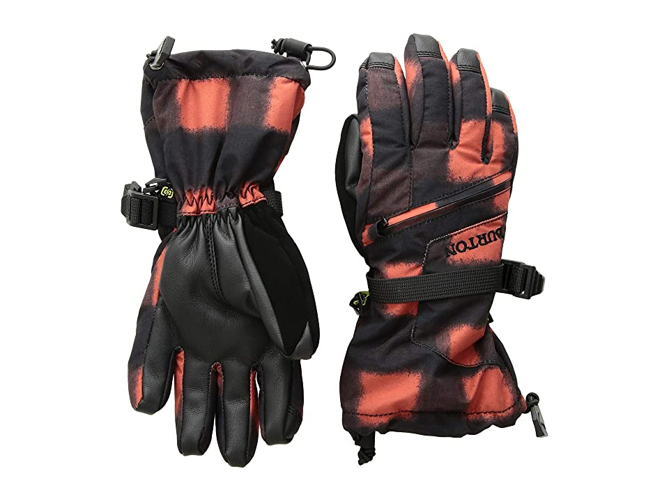Burton Kids Vent Gloves (Little Kids/Big Kids) (Spray Buffalo) Snowboard Gloves