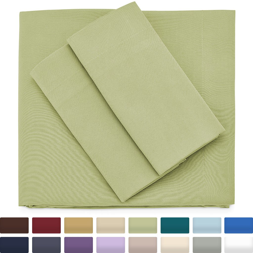 Premium Bamboo Bed Sheets Hypoallergenic