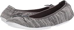 Grey/White Linen