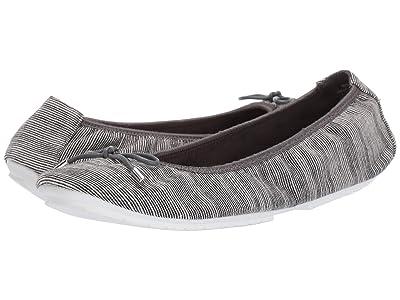 Me Too Halle (Grey/White Linen) Women