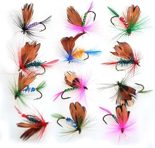 3 x Hawthorne Fishing Fly