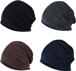 قبعات النوم هيب-هوب ناعمة قابلة للتمدد من القطن الصيفي من بويملايف، قبعة أقزام للرجال والنساء
