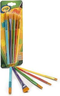 Crayola Art And Craft Brush Set, Multi-Colour, Multi-Colour, , Cy05-3506