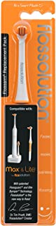 Flossolution Flossarm Replacement Pack, Silver/Orange/Black/White