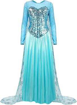 Explore princess costumes for adults