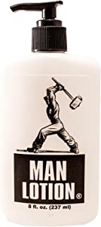Man Lotion - Hand, Face and Body Lotion for Men- 8 fl oz(237 ml)