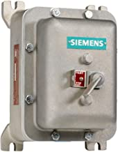 Siemens 114D3HH Enclosure Current Voltage