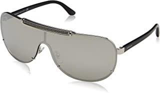 Versace VE 2140 SILVER/GREY men Sunglasses